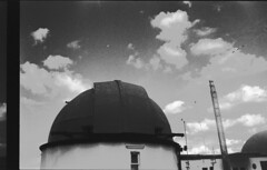 Observatories (Russell Moreton) Tags: film observation trails astronomy analogue zenith workflow celestialsphere nightskies normanlockyerobservatory russellmoreton workingpractice processoftranslation sociologicallanguage