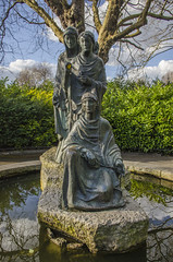 Statue (seamusruizearle) Tags: county ireland dublin irish college trinitycollege trinity select kildare countykildare
