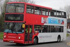 National Express West Midlands Volvo B7TL/Alexander ALX400 4268 (BU51 RWK) (West Bromwich) (john-s-91) Tags: westbromwich 4268 volvob7tl alexanderalx400 nationalexpresswestmidlands bu51rwk nxdaysaved sandwellroute82