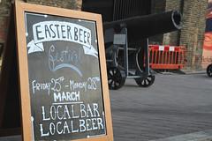 Easter beer festival at Hop Stuff's Taproom (selcamra) Tags: beer camra realale 2016 selcamra hopstuffbrewery easterbeerfestival