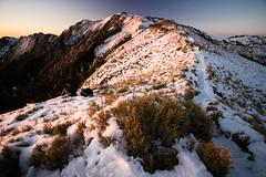 -41 (billlushana1) Tags: sunset mountain snow rock canon landscape outdoor sony taiwan  peaks  taroko hualien  tarokonationalpark  superwide hehuanshan ef1740mmf4lusm  mountain 14 100peaksoftaiwan taiwantop100peaks sonya7r