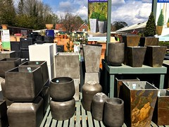 Brambridge (HerryLawford) Tags: garden centre pots urns brambridge