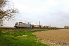 186 288 RTC (equo25) Tags: merci eisenbahn railway zug treno lok ferrovia guterzug ellok