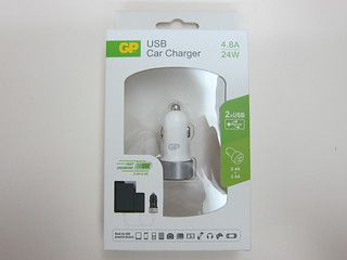 GP USB Car Charger