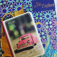 Kuzu'nun ald defterlere yazmaya kyamamak ama... (GaripAtak.com) Tags: pink water writing notebook blog wasser rosa blogger traveller su yaz heft panik semerkand pembe defter defteri panikatak schreib notelook uploaded:by=flickstagram instagram:photo=12046138850391263133028354264
