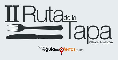 Logo II Ruta de la Tapa