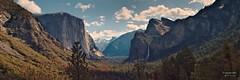 Yosemite Valley from Tunnel View Vista (Bill Lim) Tags: ca trees sky panorama clouds landscape view unitedstatesofamerica tunnel olympus el lookout falls valley yosemite dome half vista yosemitenationalpark bridalveil zuiko e30 capitan hugin zd 1122mm zuikodigital