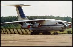 EW-78826 - Moscow Vnukovo (VKO) 14.08.2001 (Jakob_DK) Tags: 2001 vko uuww vnukovo moscowvnukovo ilyushin ilyushin76 ilyushin76td il76 il76td candid cargo txc transaviaexport transaviaexportairlines