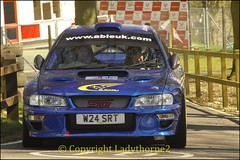 Cadwell Park Stages 2016_0038 (ladythorpe2) Tags: park uk blue alan club self drive memorial rally border stages april healy motor 10th sti tjs able cadwell 2016