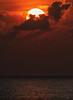 Lava Sea     -     Mar de Lava (Carlos... (limited activity / actividad limitada)) Tags: sunset 20d clouds canon nubes caribbean puestadesol dslr caribe