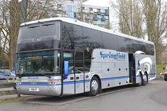 Howard's Travel Group HOW51T (Will Swain) Tags: county city uk travel england west bus english buses cheshire britain centre country transport group vehicles upper april vehicle springfield coventry 9th walton midland midlands howards 2016 how51t