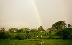 Paisaje y Arcoiris (JuanEsOc) Tags: arcoiris colombia paisaje antioquia colombiano