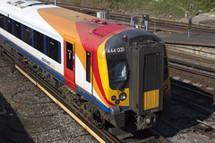 444031 South West Trains Desiro Portsmouth and Southsea (Vanquish-Photography) Tags: west canon photography eos ryan aviation south railway trains taylor 7d portsmouth southsea ryantaylor vanquish desiro 444031 vanquishphotography