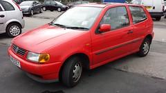 1999 Volkswagen Polo 1.0 L Mk3 (micrak10) Tags: volkswagen l polo mk3
