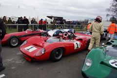 Lola-Chevrolet T70 Spyder 1965, Bruce McLaren Trophy, 74th Members' Meeting (4) (f1jherbert) Tags: sony meeting motor alpha circuit goodwood 65 members 74th a65