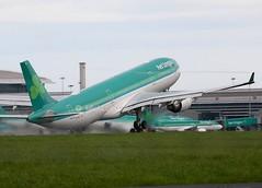 Aer Lingus                                       Airbus A330                                   EI-EAV (Flame1958) Tags: 330 airbus dub aerlingus a330 dublinairport 2016 050416 0416 airbusa330 eidw aerlingusa330 eieav aerlingustransatlantic