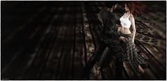 Tango (Se Mi Vuoi) (Akim Alonzo) Tags: portraits tango secondlife akim soulportrait trasognoerealt eviana