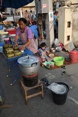 Nong Khai (g e r a r d v o n k ) Tags: city urban food colour art canon asian eos fantastic asia market outdoor expression ngc vendor unlimited uit yabbadabbadoo asia flickraward newacademy earthasia totallythailand artcityart