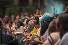 HoliHaiNYC-87 (M B Ahmed) Tags: new nyc newyorkcity colors festival portraits manhattan streetphotography depthoffield holi streetportraits festivalofcolors nycbhangra holihainyc