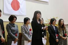 日本語學科的老師們