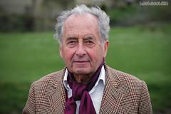 Tony 100 Strangers (6/100) (hoobgoobliin) Tags: uk portrait scarf tony lincolnshire jacket fujifilm stamford 100strangers fujifilmxe2 fujifilmxf56mm