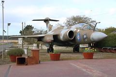 XW530 (Rob390029) Tags: plane scotland force display aircraft aviation military air jet royal blackburn static elgin roadside raf buccaneer xw530