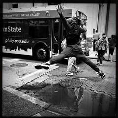 Philadelphia Pa (ROY.NYC) Tags: blackandwhite bw streets blackwhite streetphotography gothamist bnw lowy photooftheday streetphotographer streetstyle ippa mobilephotography iphonephotography iphoneonly hipstamatic blackeyssupergrain theappwhisperer hipstography mobiography shotoniphone6s