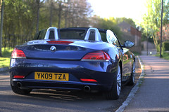 Z4 (Tom Gooderham Photography) Tags: canon 50mm 7d bmw z4 hr n54 35i e89