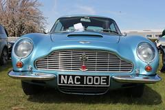 Aston Martin DB6 (R.K.C. Photography) Tags: uk england classic car museum 1967 duxford british cambridgeshire astonmartin airfield db6 iwm canoneos100d nac100e duxfordspringcarshow2016