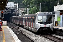 MTR - East Rail Line E7, Kowloon Tong (Howard_Pulling) Tags: camera train hongkong photo nikon photos picture zug trains april bahn mtr 2016 howardpulling d5100