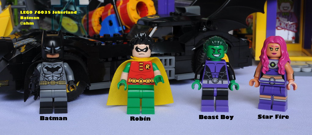 Lego Batman 3 Starfire | www.imgkid.com - The Image Kid ...