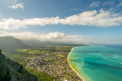 Andrew_Zoechbauer_FirstFlightMPUNewYear_DSC08756 (azoech) Tags: hawaii paragliding makapuu