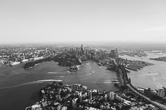 Harbour City (mezuni) Tags: city harbour au sydney australia aerial newsouthwales heli neutralbay oceania sydneyhelitours