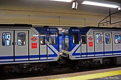 Metro de Madrid. (Tomeso) Tags: madrid spain 2000 metro serie