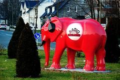 Hamm, Elefant (RainerV) Tags: germany geotagged nikon elefant deu nordrheinwestfalen hamm 1101 208 maskottchen d80 killwinkel rainerv geo:lat=5170018469 geo:lon=780152813
