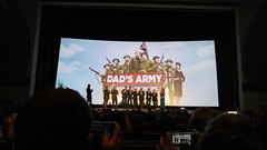 The cast and crew of the Dad's Army film (Julie Ramsden) Tags: leicestersquare premiere odeon dadsarmy