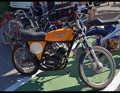 BENELLI Trail (baffalie) Tags: old classic bike sport vintage italian italia expo retro motorbike moto motorcycle ancienne fiera italic classicas