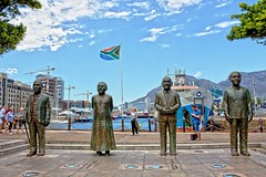 Cape Town (*Siddiqi*) Tags: travel tourism water southafrica waterfront nelson capetown victoria alfred mandela siddiqi canoneos700d