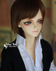 Popobelong to  (ladious666) Tags: doll bjd popo faceup ladious