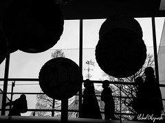 Horniman Museum. Forest Hill. London (Michał Olszewski) Tags: england london lamp architecture europe unitedkingdom gb land lampshade foresthill hornimanmuseum greaterlondon architecturalfeature
