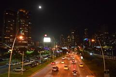 Coucher de soleil (leo.tisseau) Tags: plaza city de la soleil coucher ciudad panama democracia