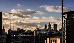 Liverpool (that Geoff...) Tags: city uk sunset england skyline clouds liverpool canon buildings britain centre united great kingdom powershot gb liver cloudscape merseyside g7x