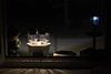 Mysterious (Cobra_11) Tags: window mystery night canon project dark diy gnome darkness nacht dwarf magic flowerpot instructions windowsill canoneos ef50mmf18ii tutorial dunkel gardengnome artsandcrafts sempervivumtectorum solarlights ef50mm118ii solarlamps canoneos450d digitalrebelxsi