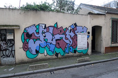 Horfe (Neron One) Tags: graffiti murals pal mur stdenis horf horph horphee horfee