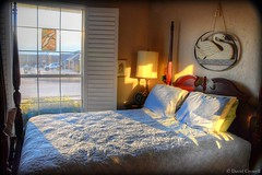 Shadows - Morning Light / Morning Shadows (zendt66) Tags: window photo bed swan bedroom nikon assignment theme weekly challenge hdr photomatix zendt d7200 zendt66 52in2016