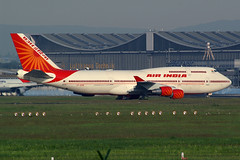 "Air India Boeing 747-437 VT-ESN  ""Tanjore"" (Kambui) Tags: india airplane airport frankfurt aircraft aviation air airplanes jet aeroplane airline boeing airlines indien boeing747 747 jumbojet fra airliner frankfurtammain jumbo airliners b747 aviones 747400 airindia avions flugzeuge 744 boeing747400 tanjore rheinmain  avies  eddf civilaviation b744 aeroplani 747437 kambui  vtesn"
