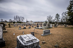 Spann Methodist Church and Cemetery (RandomConnections) Tags: church cemetery southcarolina ward methodist spannmethodistchurch