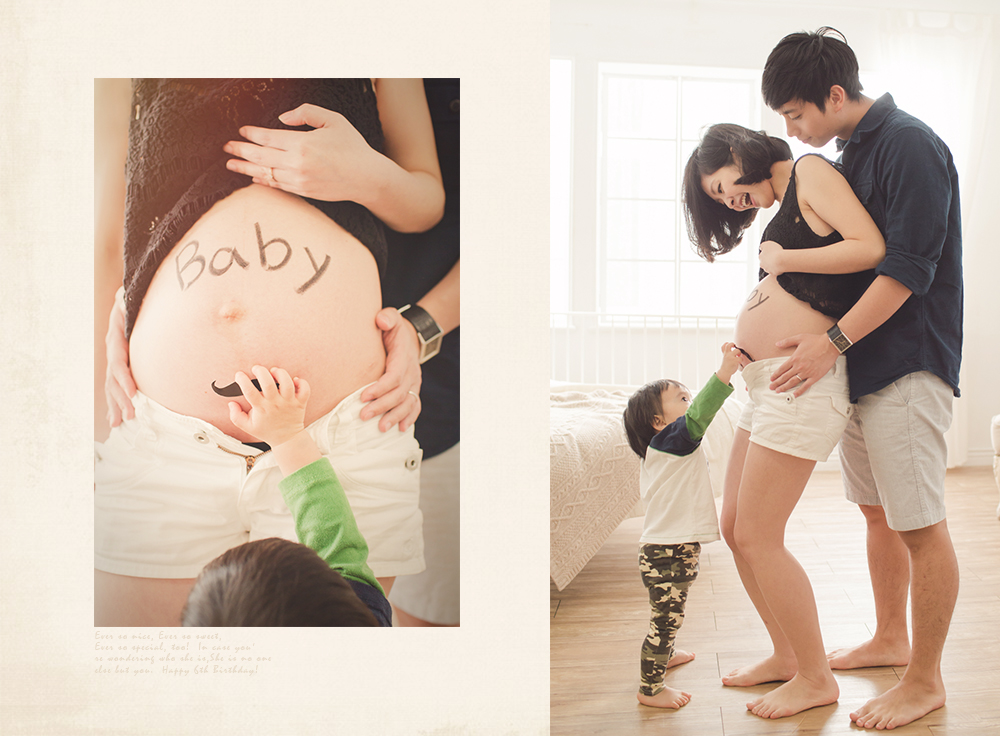 孕婦寫真女攝影師