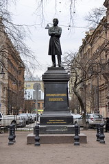 _DSC4743 (Rustam Bikbov) Tags: december saintpetersburg monuments pushkin 1884 2015