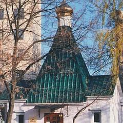 Храм ап.Луки (в киевском отделе медобеспечения ГУВД)